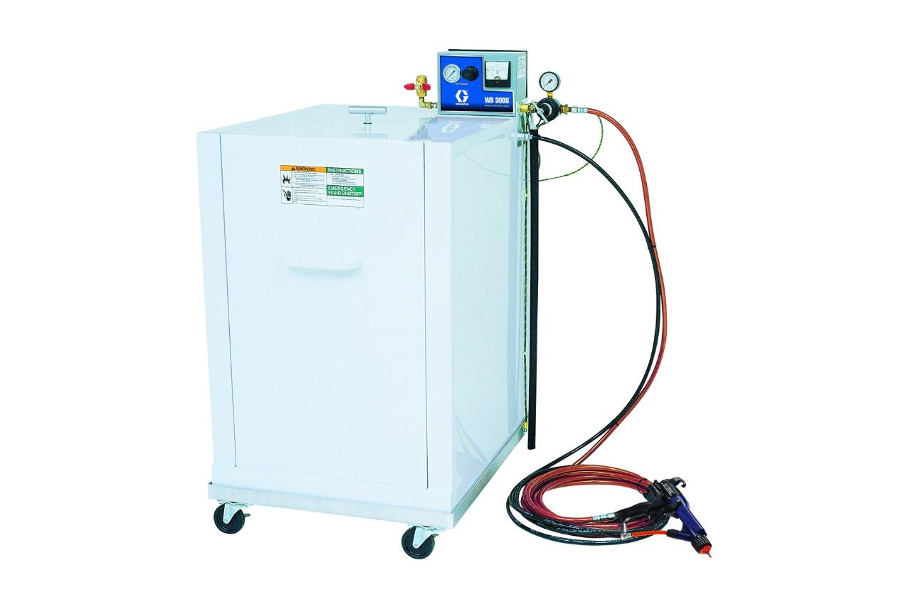水性静电隔离系统